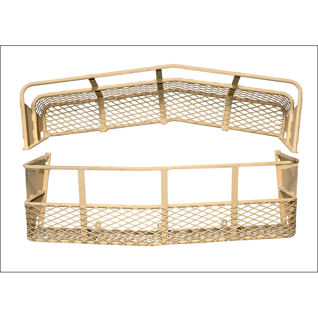 Military tank baskets